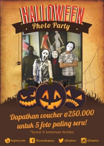 Halloween Photo Party - Oey